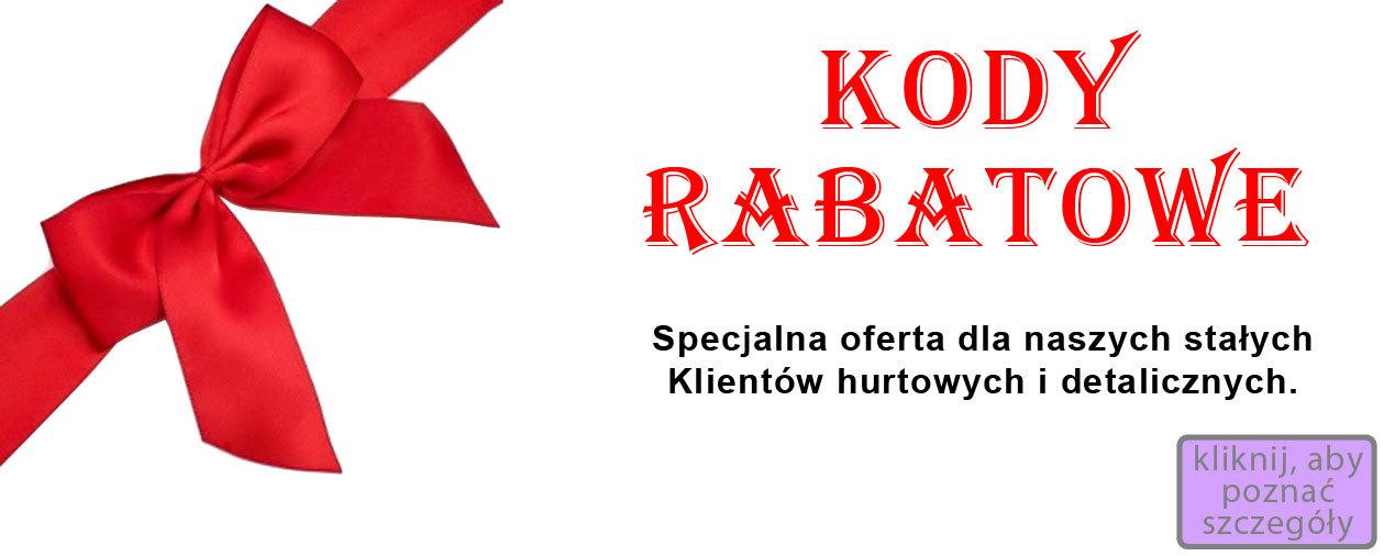 kody rabatowe